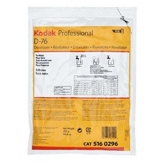 Kodak D 76 für 3,8 Liter - S/W Filmentwickler Pulver
