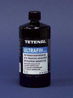 Tetenal Ultrafin Liquid 250 ml - S/W Filmentwickler