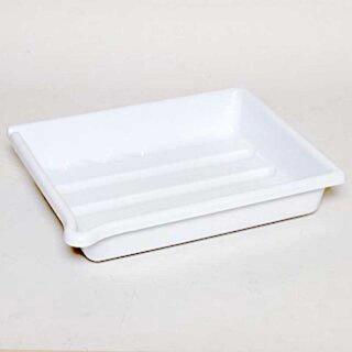 Laborschale 40 X 50 cm, weiß