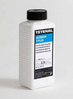 Tetenal Ultrafin T-Plus 500 ml konz. S/W Filmentwickler (für 2,5 Liter)