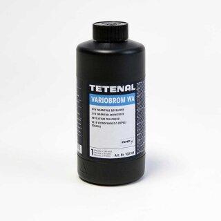Tetenal Variobrom WA, 1 Liter konz. Warmton Entwickler für PE + Barytpapiere