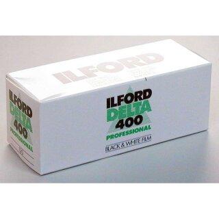 Ilford S/W Film DELTA 400, 120 Rollfilm  (MHD 03/2023)