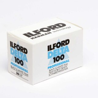 Ilford S/W Film DELTA 100, 135/36 Kleinbildfilm  (MHD 01/2024)