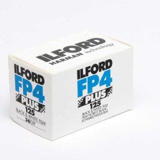 Ilford S/W Film FP 4 Plus, 135/36 Kleinbildfilm  (MHD 11/2024)