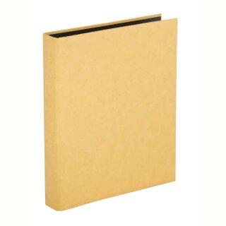 """Ringalbum """"classic"""" 240 Sand 26,5 x 31,5 cm"""