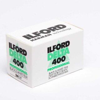 Ilford S/W Film DELTA 400, 135/36 Kleinbildfilm  (MHD 11/2022)