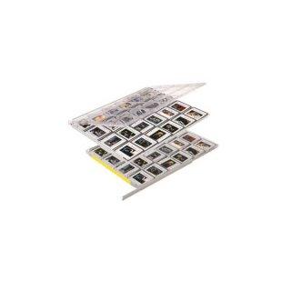 Archivtechnik Kunze Journal 24 Dia-Sichtkassette 5x5 Rahmen 1 Stück