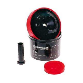 Jobo Multi Tank 2,ohne Filmspirale, 2520 für 2xKB, 1x60 mm oder 1 Planfilmset