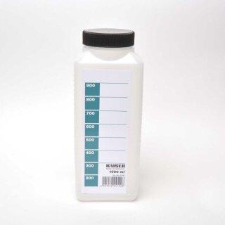 Laborflasche 1000 ml, weiß