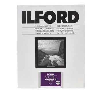 Ilford Fotopapier Multigrade RC DeLuxe 44M   pearl   24x30,5 cm   50 Blatt